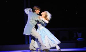Cinderella on ice: get goosebumps