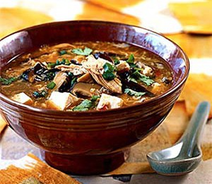 Tasty Chinese winter soup recipes
