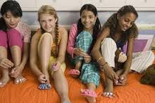 Pamper parties for children: harmless fun or harmful messaging?