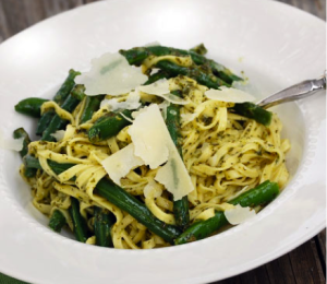 Quick easy pasta recipes with chicken and pesto