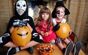 Spooked by Hallowe'en…