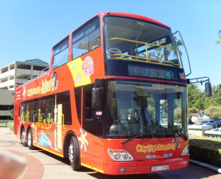 Hop-On, Hop-Off Joburg sightseeing  tour: a review