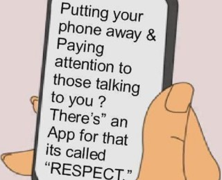 The Respect App – technology, our kids & us