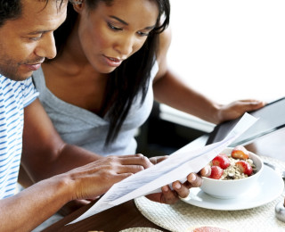 Reduce stress by sorting out your finances