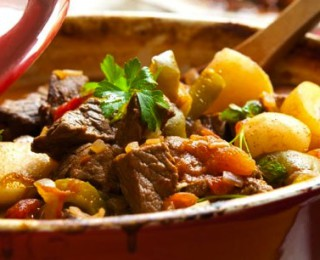 Delicious Irish stew recipe