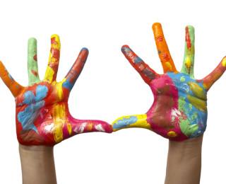 Children and creative flow