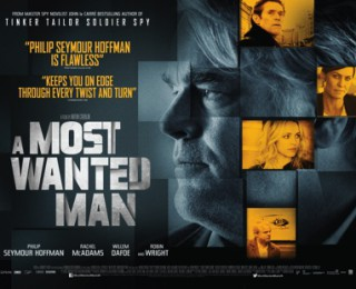 A most wanted man : A movie review