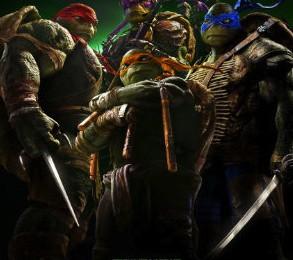 The Teenage Mutant Ninja Turtles Return to the Big Screen!
