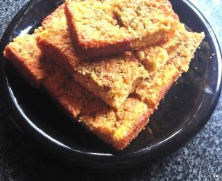 Cheesy corn bread recipe