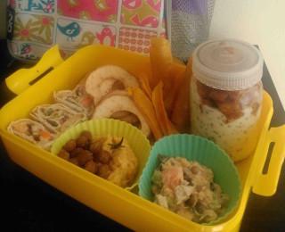 Lunch box challenge