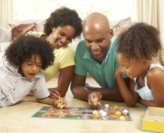 A family game: Dare, truth or promise
