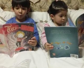 Book Reviews: 2 kids books by Mia Von Scha