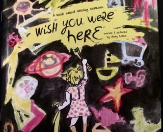 Book Review: Wish You Were Here by Andy Cohen