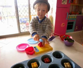 Create the perfect preschool – at home
