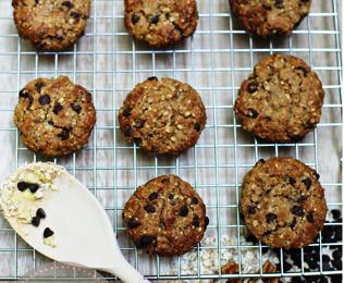 Recipe: Choc-chip cookies