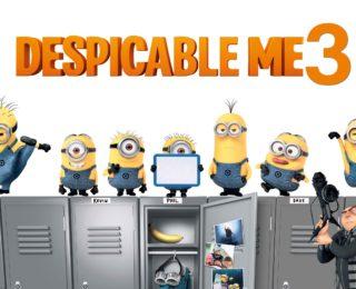 Despicable Me 3: Oh boy! It's Gru x 2!