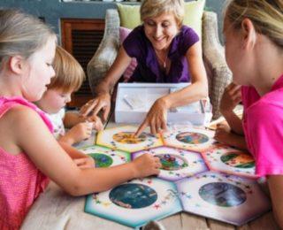 Helping kids face new beginnings