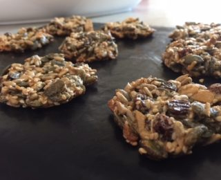 Lunchbox ideas: Seed clusters