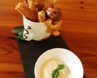 Lunchbox ideas: Chicken Goujons