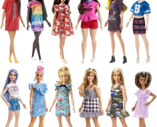 """""""Mommy, this curvy Barbie looks like you!"""""""